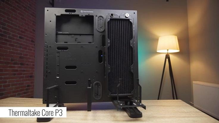 Фабричный кейс Thermaltake Core P3