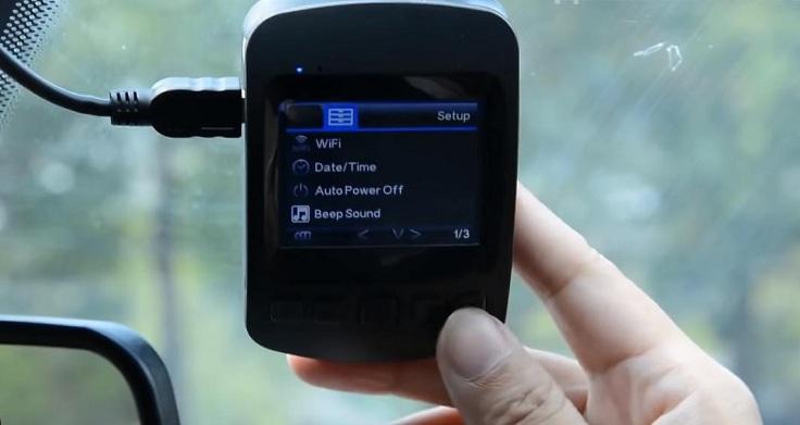 Автомобильный видеорегистратор Junsun S66