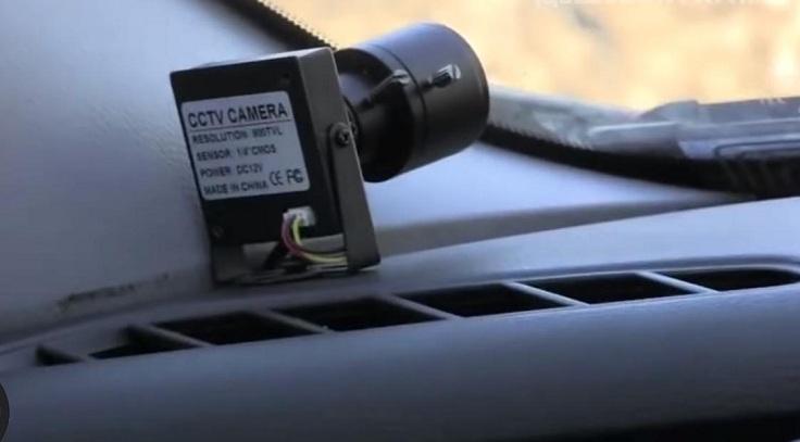 Камера обгона для праворуких автомобилей