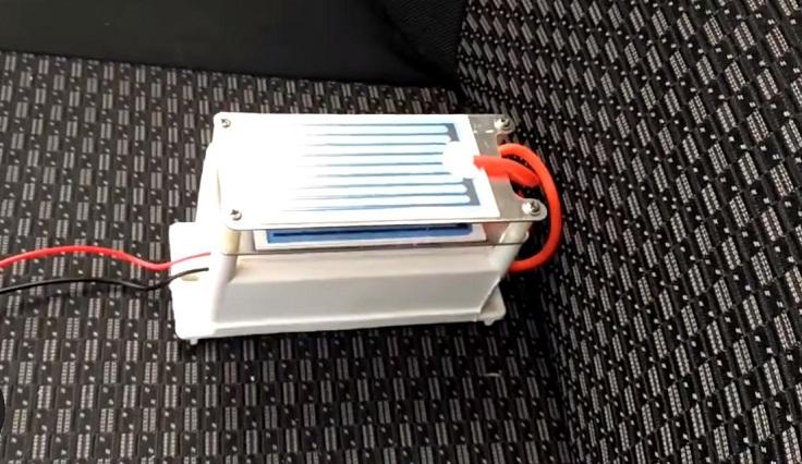 Озонатор для устранения неприятных запахов
