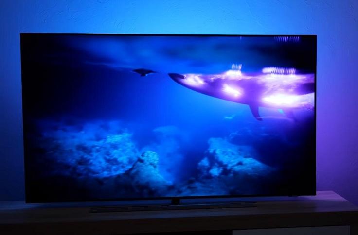 Фирменный видео процессор P5 сегодня Philips ставит во все свои телевизоры