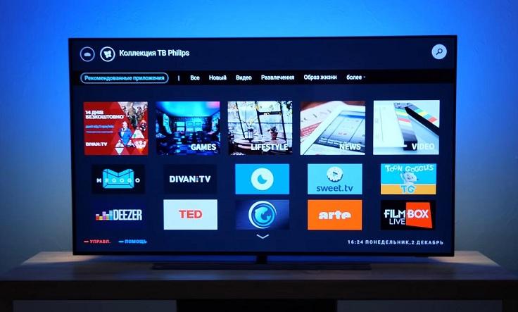 Не вижу особых отличий между 8-й и 9-й версией Android TV