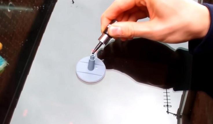 Ремкомплект от трещин на стекле