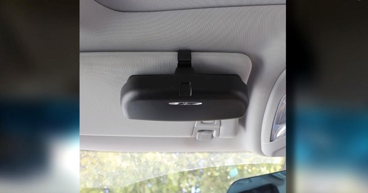 Кейс для очков в машину