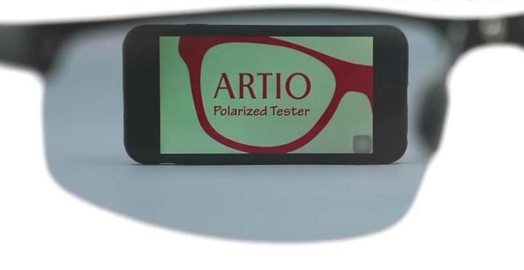 Солнцезащитные очки с антибликовым покрытием