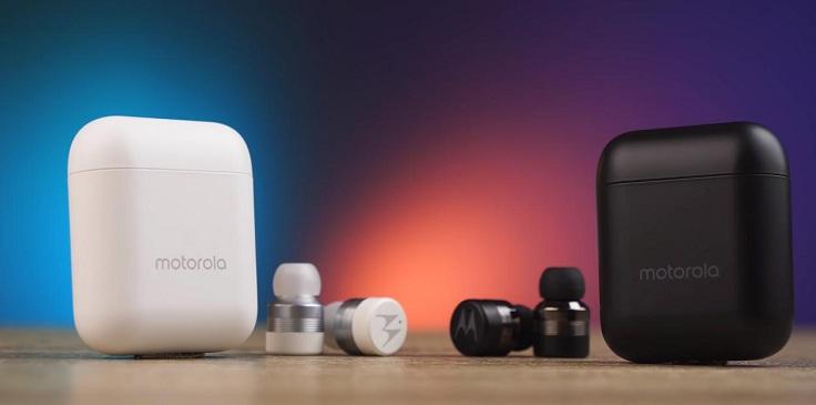 Речь пойдёт сегодня о Motorola VerveBuds 110.