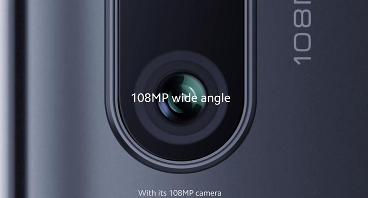 Главной его фишкой стала камера на 108 Мп