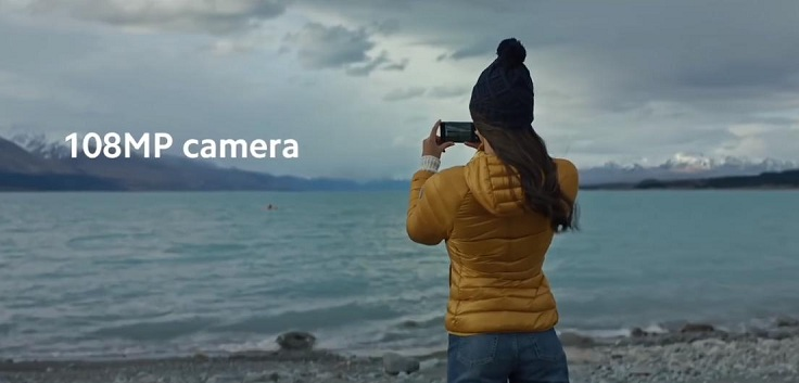 Mi Note 10 получил камеру на 108 мегапикселей
