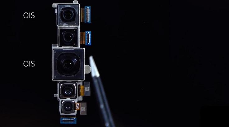 Суперпиксель у Sony называется Quad Bayer, а у Samsung - TetraCell