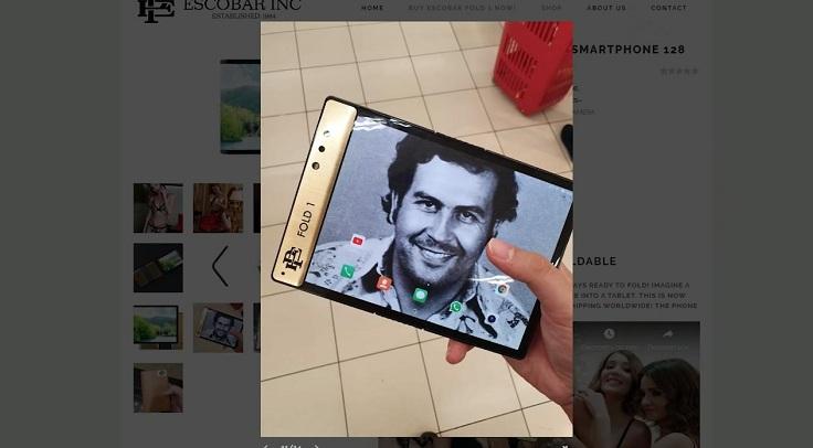 Посмотрите на обои, которые применяют на Fold 1 в рекламных фото. Узнали?