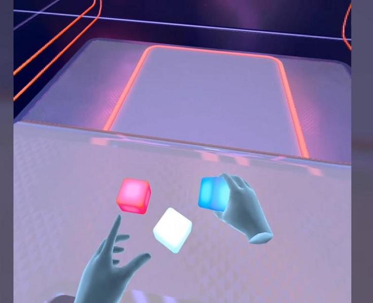 У Oculus Quest очень крутая интерактивная обучалка