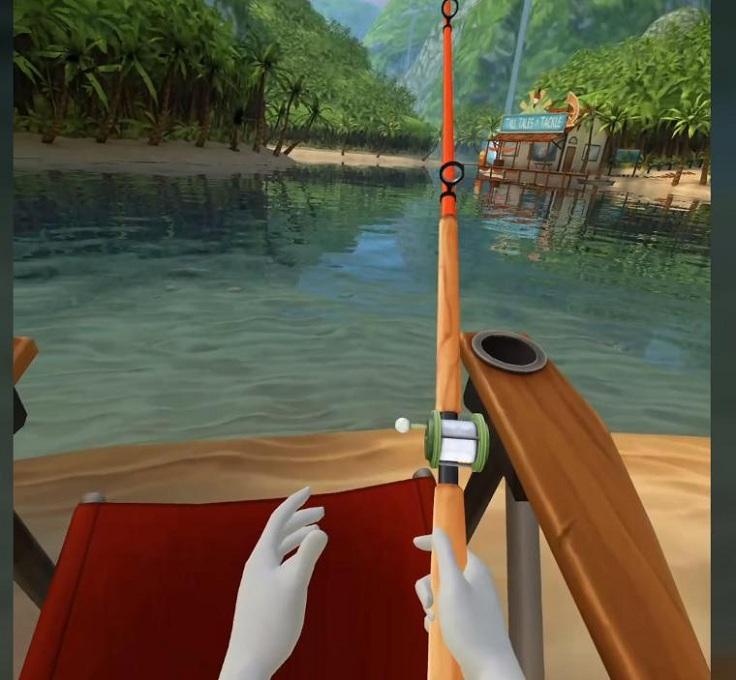 Симулятор рыбалки Bait!