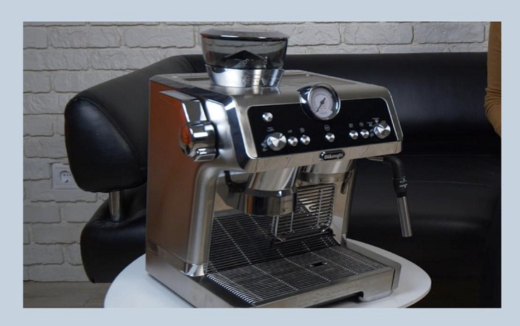 Кофемолка и рожковая кофеварка в одном флаконе