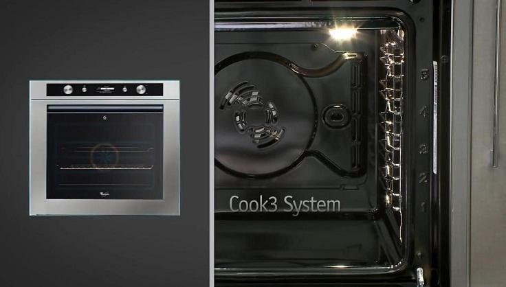 Cook 3,это возможность готовить одновременно сразу несколько блюд
