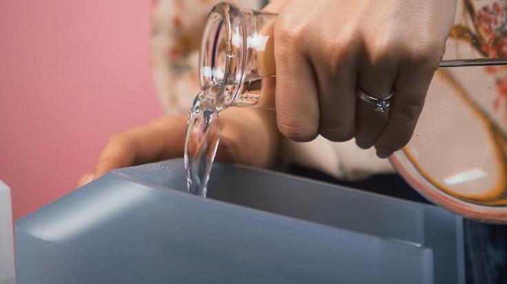 Воду можно использовать и проточную