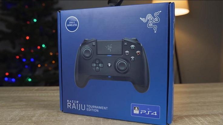 Геймпад Razer Raiju Tournament Edition PS4/PC Black