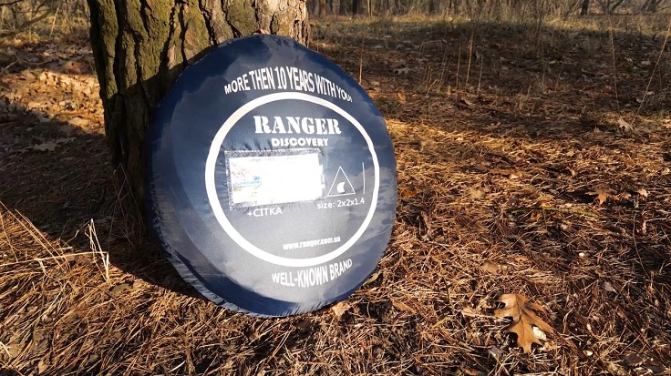 Палатка для рыбалки Ranger Discovery