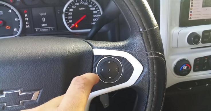 Универсальные кнопки на руль