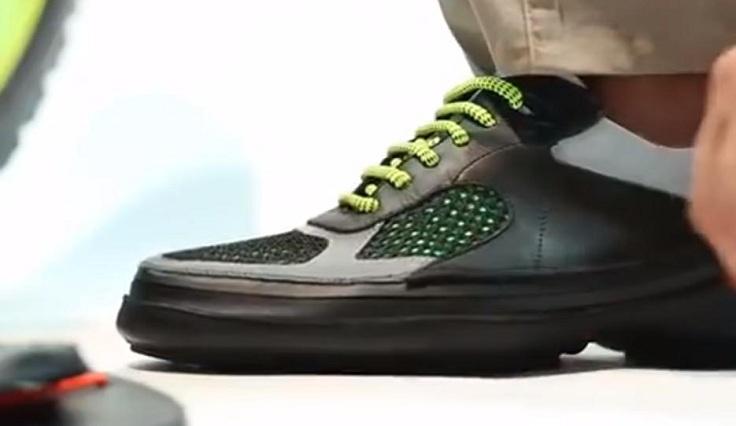 Обувь-трансформер на молнии