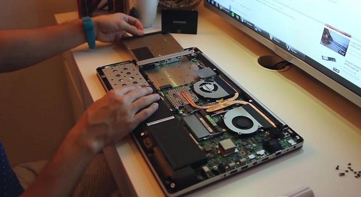Адаптер для HDD/SDD в оптический привод
