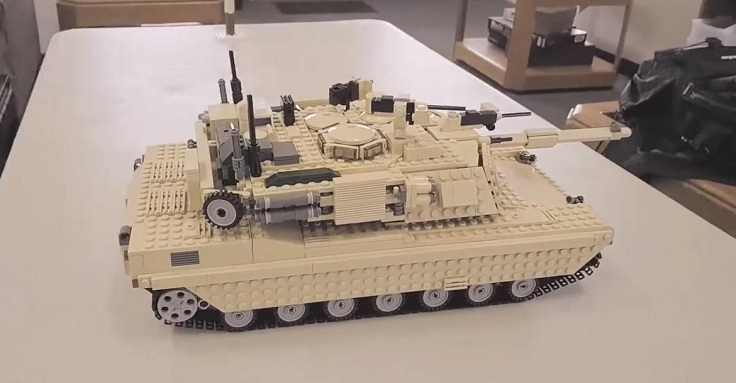 LEGO M1A2