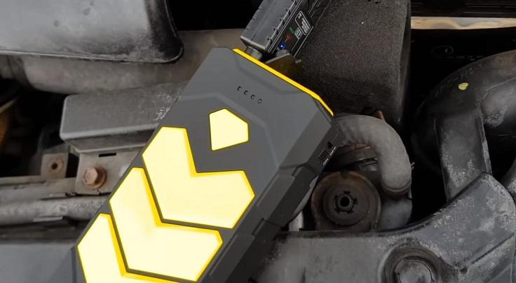 Пусковое устройство Jump Starter