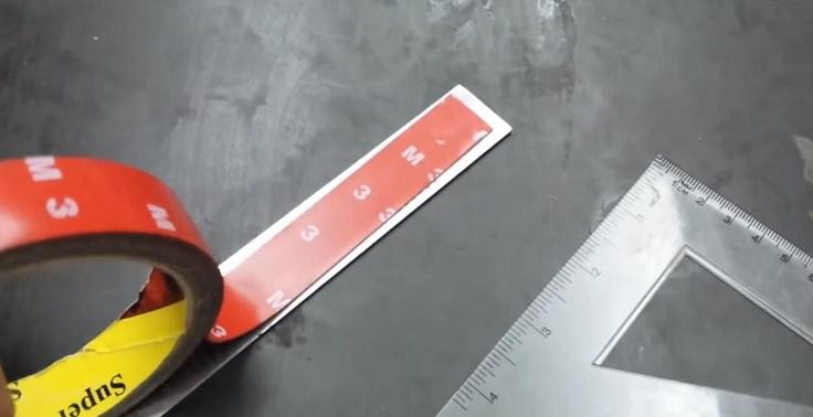 2-х сторонний силиконовый скотч