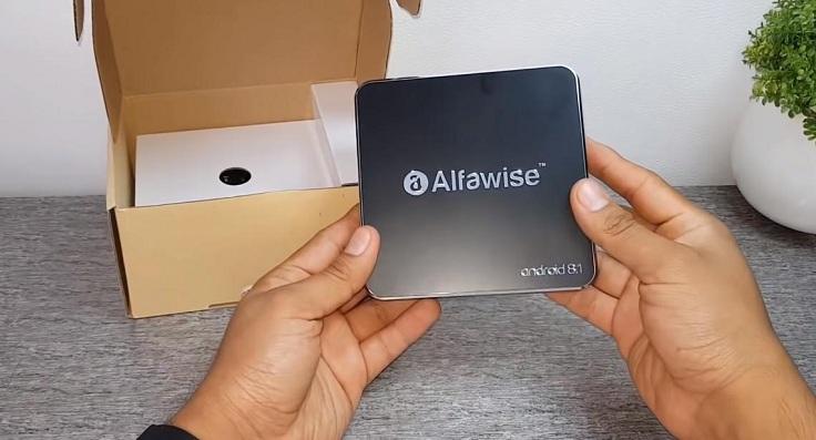 Ультрадешевая ТВ-приставка Alfawise A8