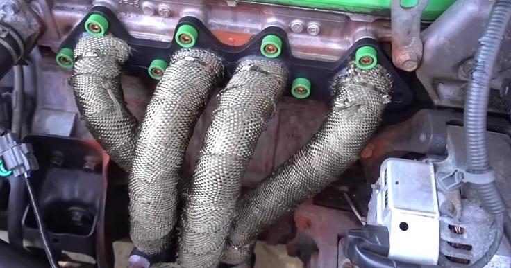 Термоизоляционная лента