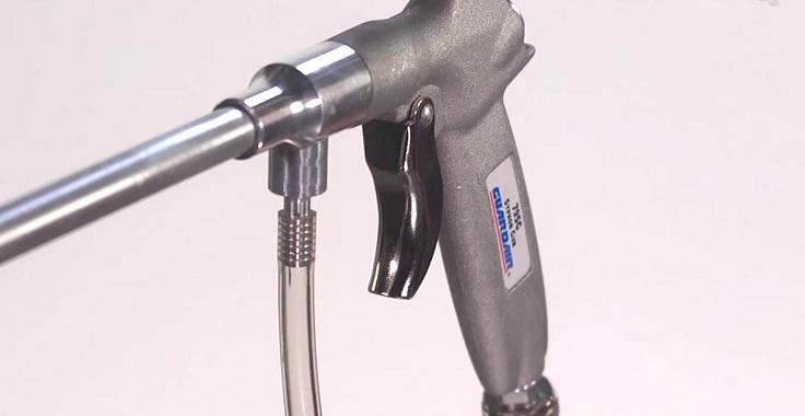 Пистолет распылитель для мойки двигателя