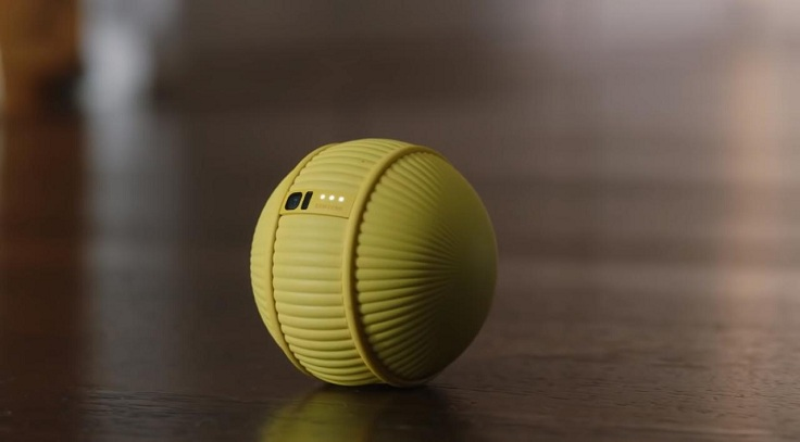 Это Samsung Ballie