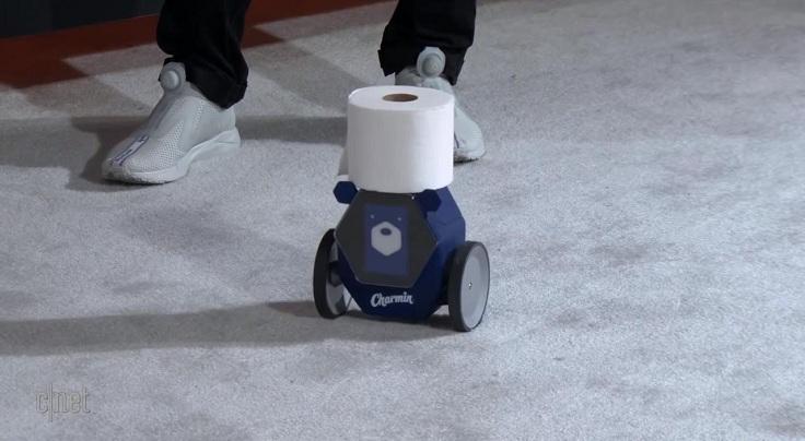 робот Rollbot