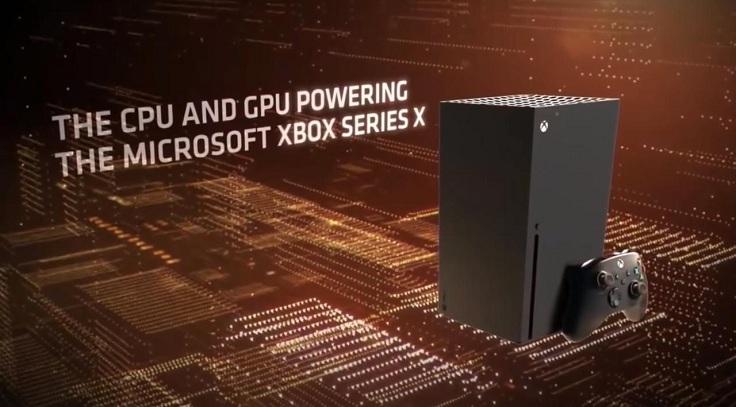 AMD в проморолике использовала модель XBOX с TURBOSQUID