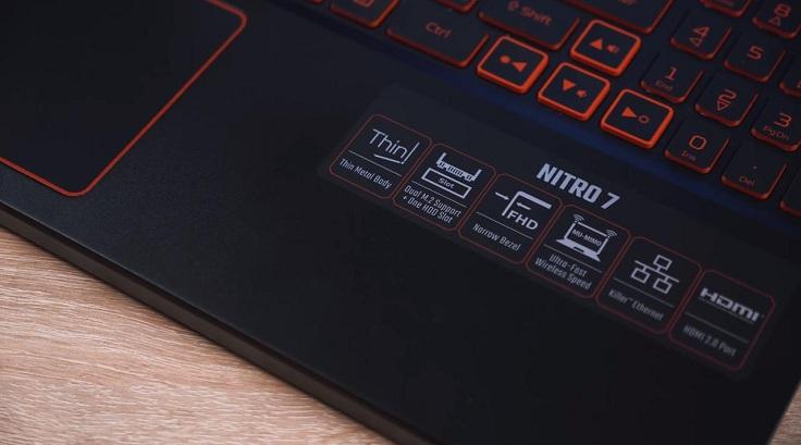 Acer Nitro - игровая линейка