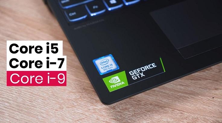 Во-первых, игровая модель - это ноутбук с Core i5, i7 или i9