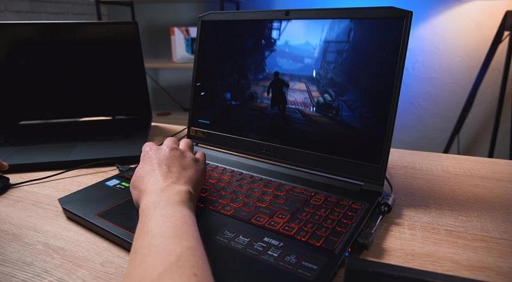 Игровой ноутбук - это всегда дискретная видеокарта