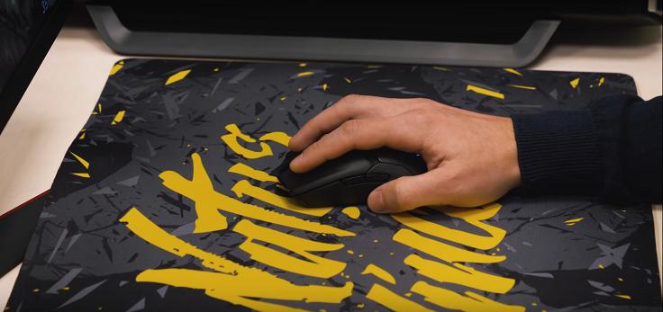 Масса влияет на усталость кисти руки и соответственно на продолжительность игровой сессии