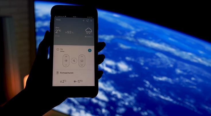 Современные смарт-телеки LG поддерживают и собственную платформу умных устройств – ThinQ