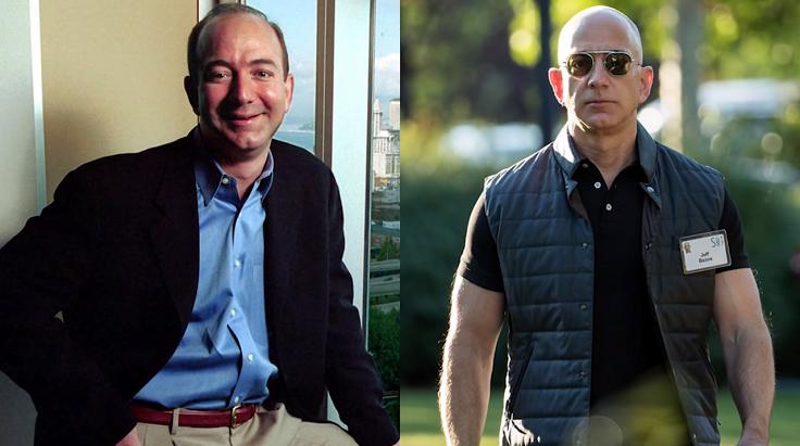 Увлекательная история произошла с создателем Amazon Джеффом Безосом