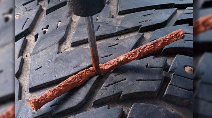 Жгуты для ремонта шин
