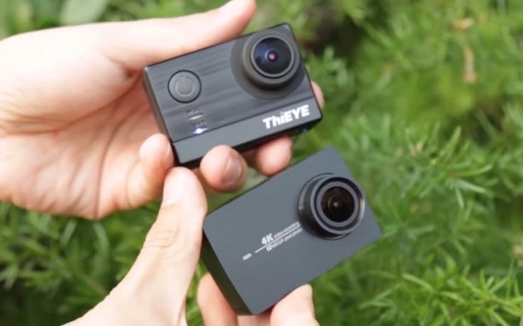 Экшн камера ThiEYE T5e