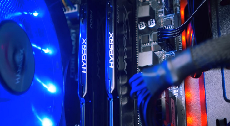 Проверенные HyperX Fury, которые легко работают на 3600 МГц