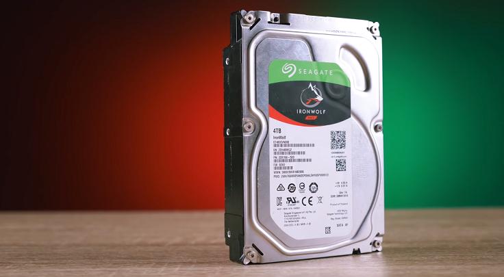 Жесткие диски пока ещё выгоднее SSD