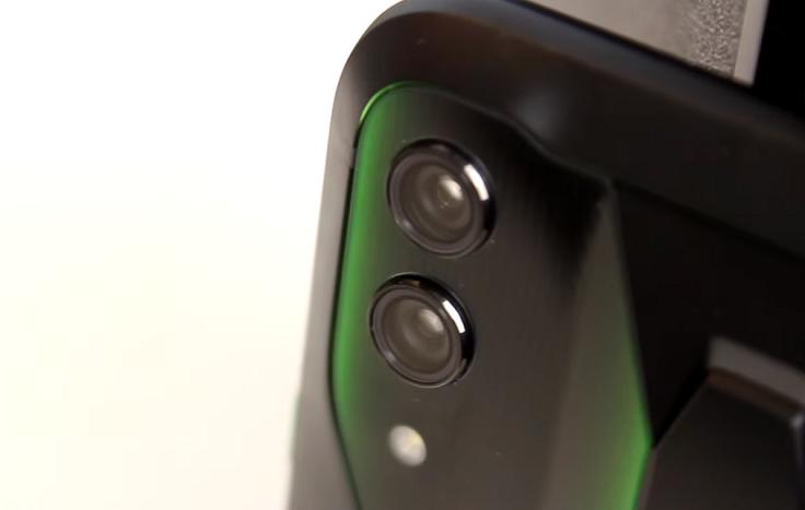 Основная камера Xiaomi Black Shark 2 Pro является сдвоенной