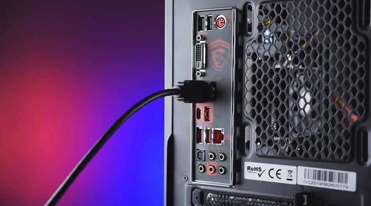 Монитор LG 27GK750F без каких либо проблем заработал с частотой обновления 240 Гц по HDMI и по DisplayPort