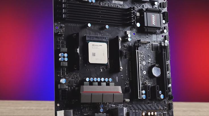 назвать новый (в кавычках) Athlon 3000G неудачным – язык не поворачивается
