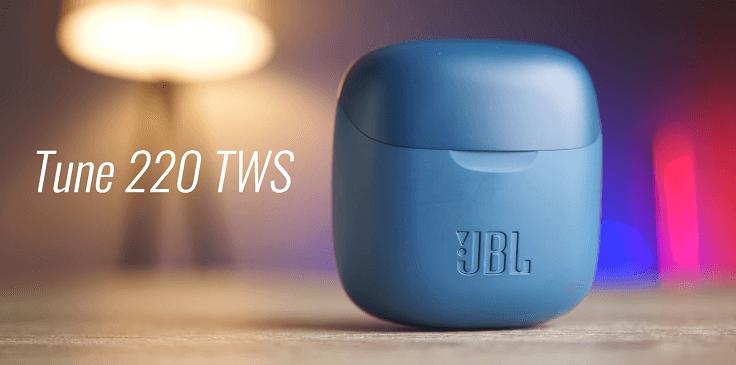 TWS-наушники от JBL, имя которым Tune 220 TWS