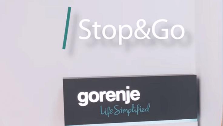 Третья функция, о которой нужно сказать – Stop&Go