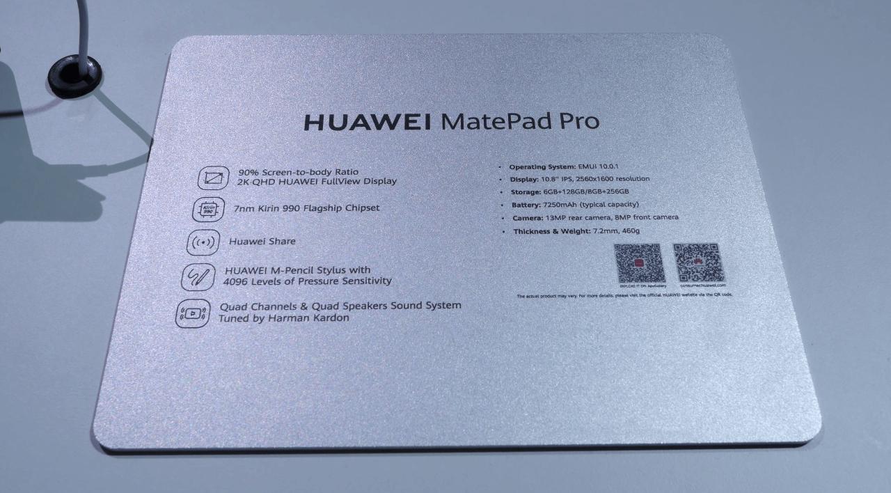Базовая версия планшета обойдется в 550 евро