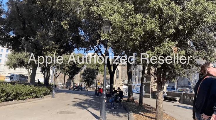 Apple Autorized Reseller -это магазин частника
